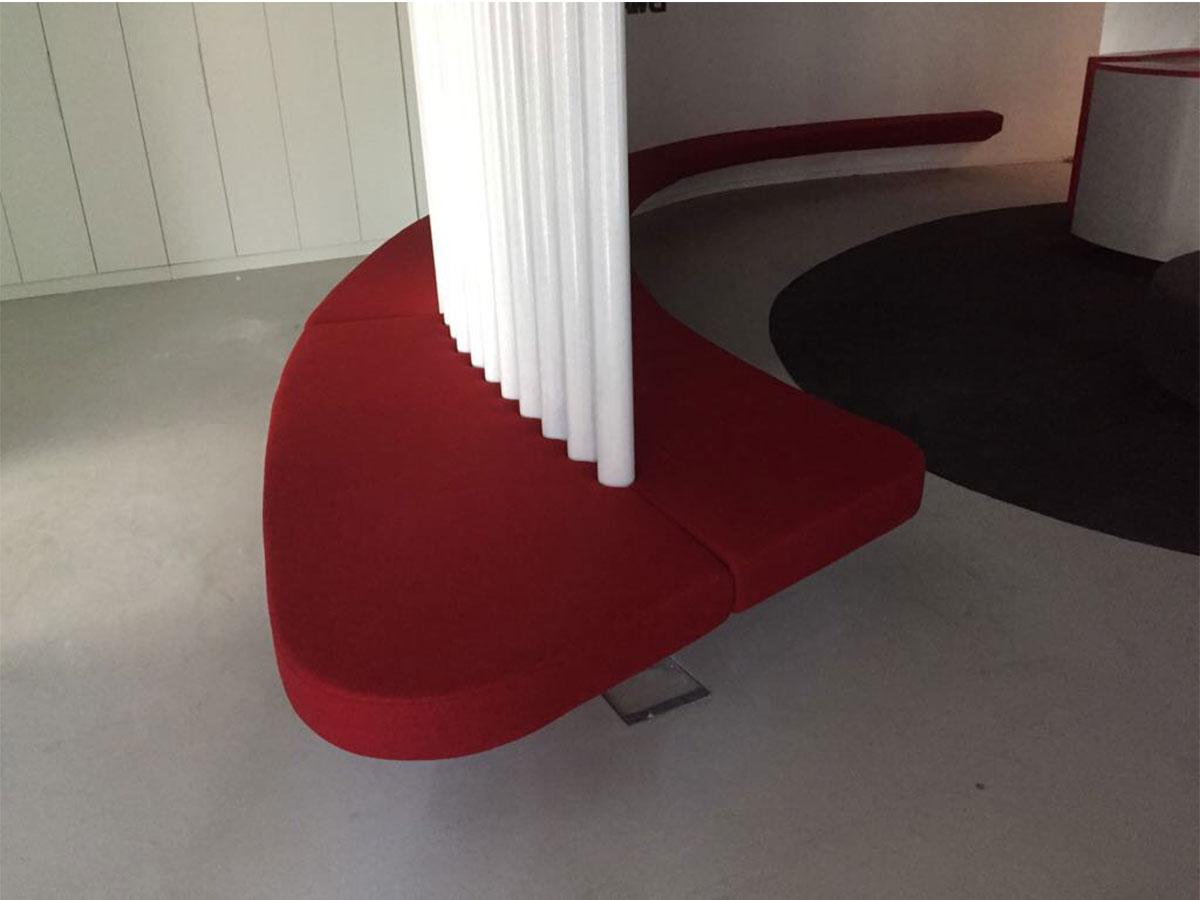 dekoratif bekleme alanı proje uygulaması 1
