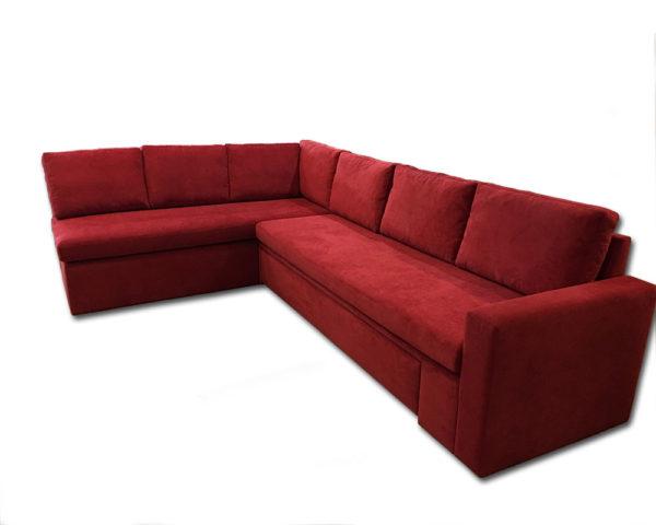 Köşe kanepe yataklı 1173